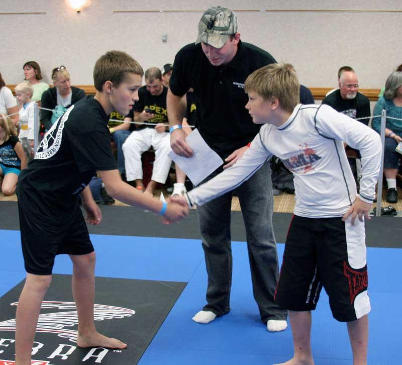 Kids jujitsu MN