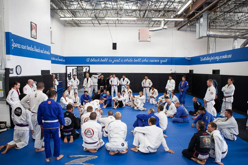 BJJ classes Eden Prairie